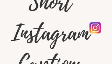 Photo of Instagram Caption