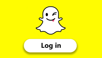 Photo of SnapChat Login